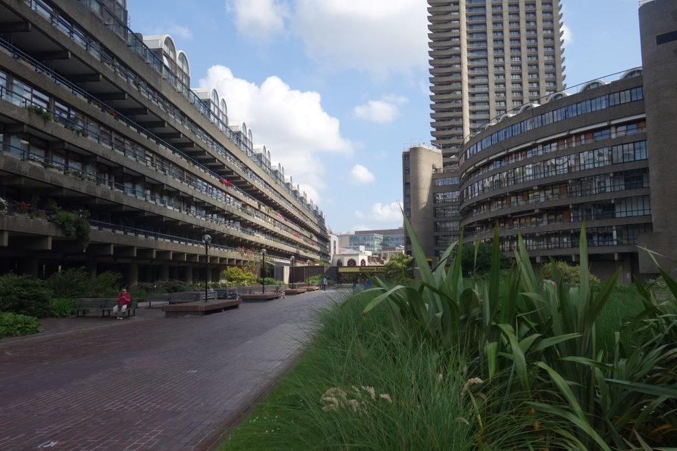 The Barbican is due a makeover